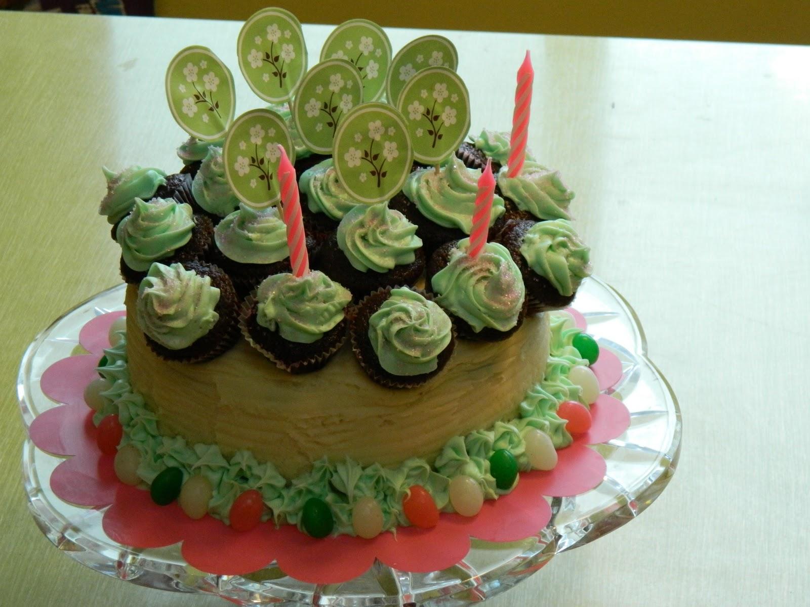 download pin purple ninja cake and she helped design it